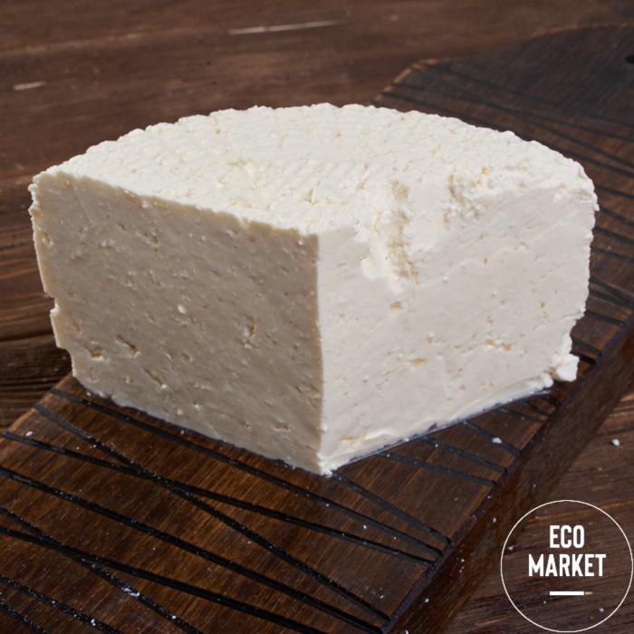 Сыр домашний Имеретинский Ecomarket.ru ~ 200 г (0.2 кг)