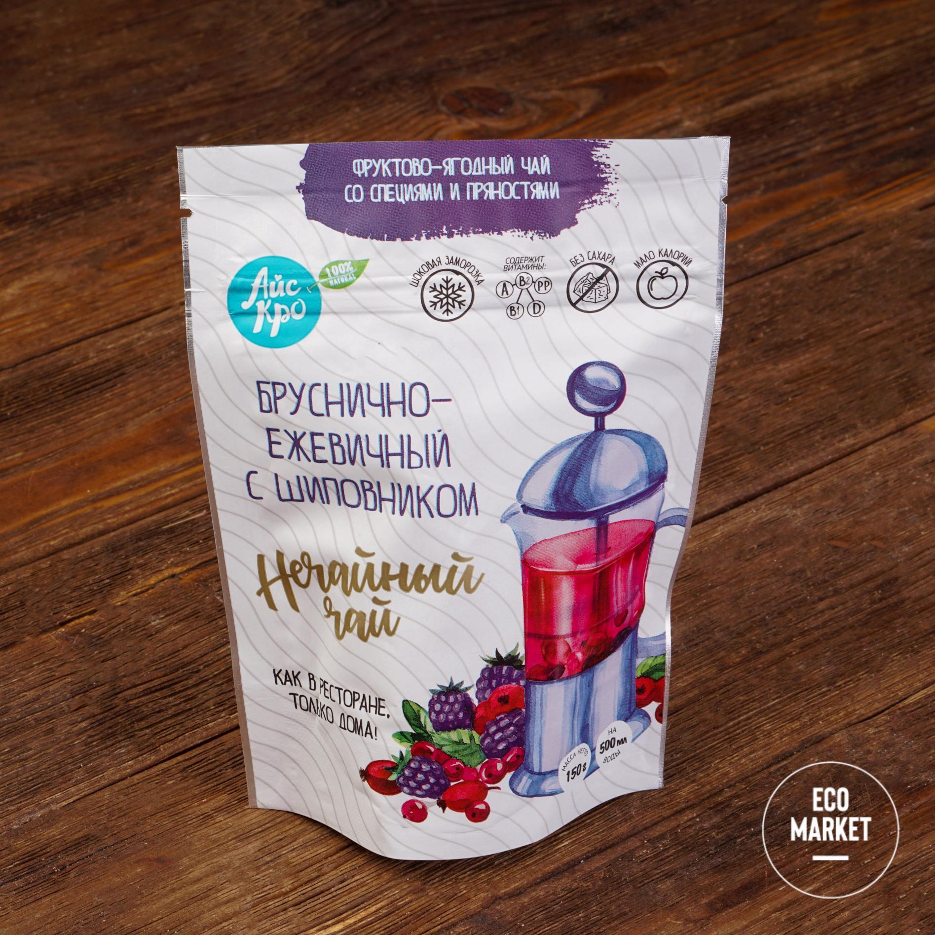 чай ягодный калорийность