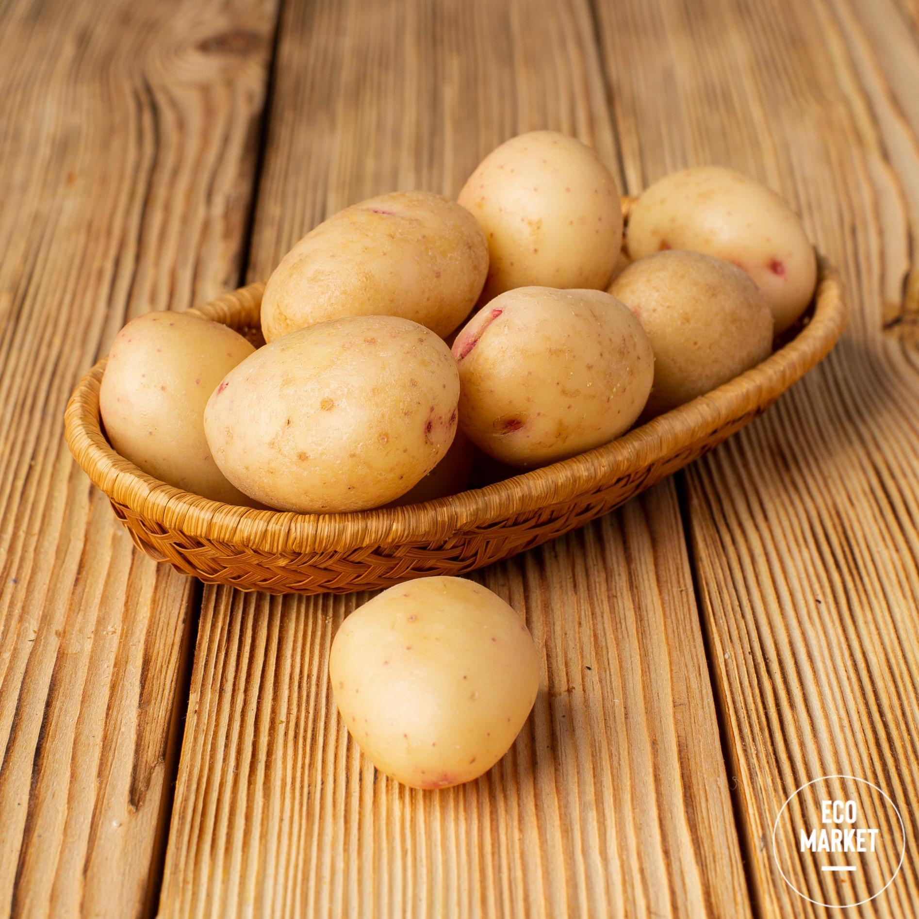 Картофель бейби ~ 500 г (0.5 кг)