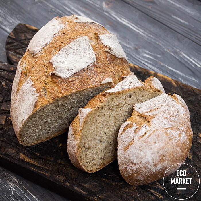 Хлеб ржаной на закваске - 430 г