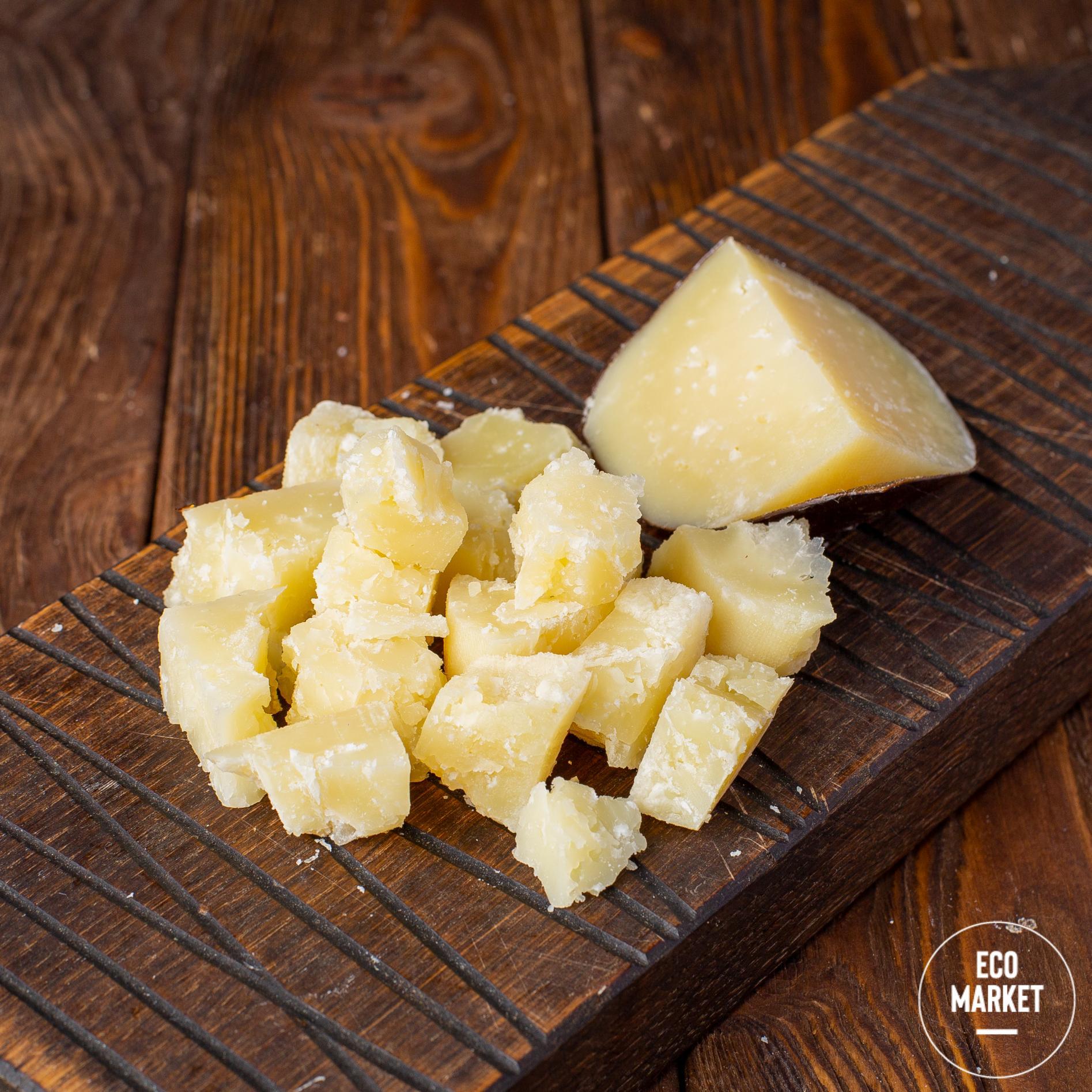 Сыр Marsental Фуэте зрелый из овечьего молока ~ 170 г (0.17 кг)