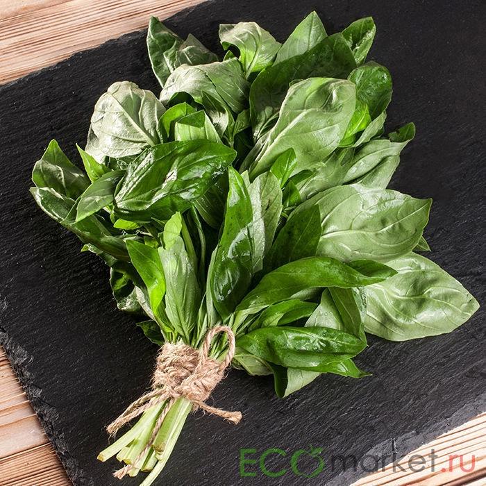 Базилик зеленый Eco ~ 50 г (0.05 кг)