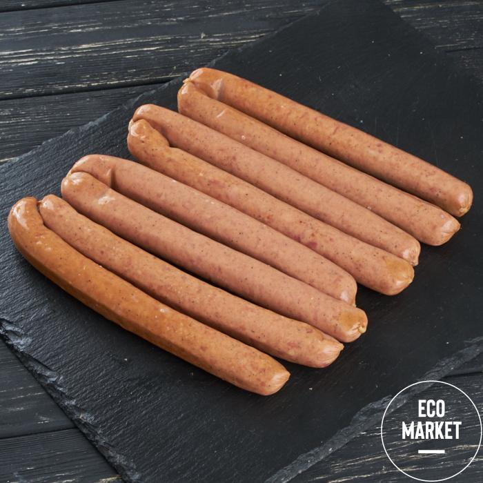 Сосиски из индейки Сливочные - 300 г (0.3 кг)