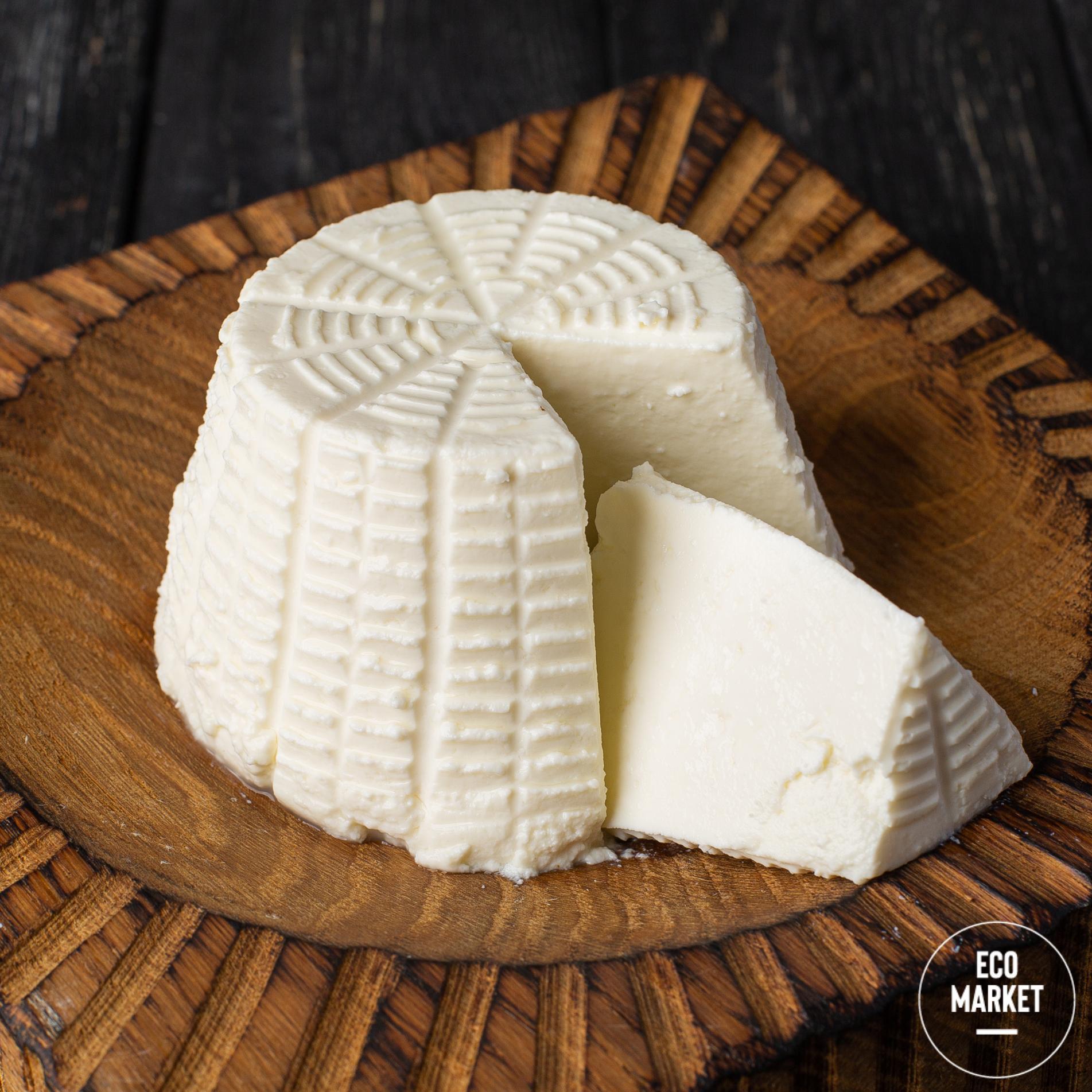 Сыр Рикотта из коровьего молока МДЖ 46% Ecomarket.ru - 300 г