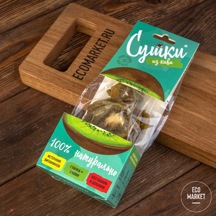 Фруктовые чипсы Киви ~ 30 г