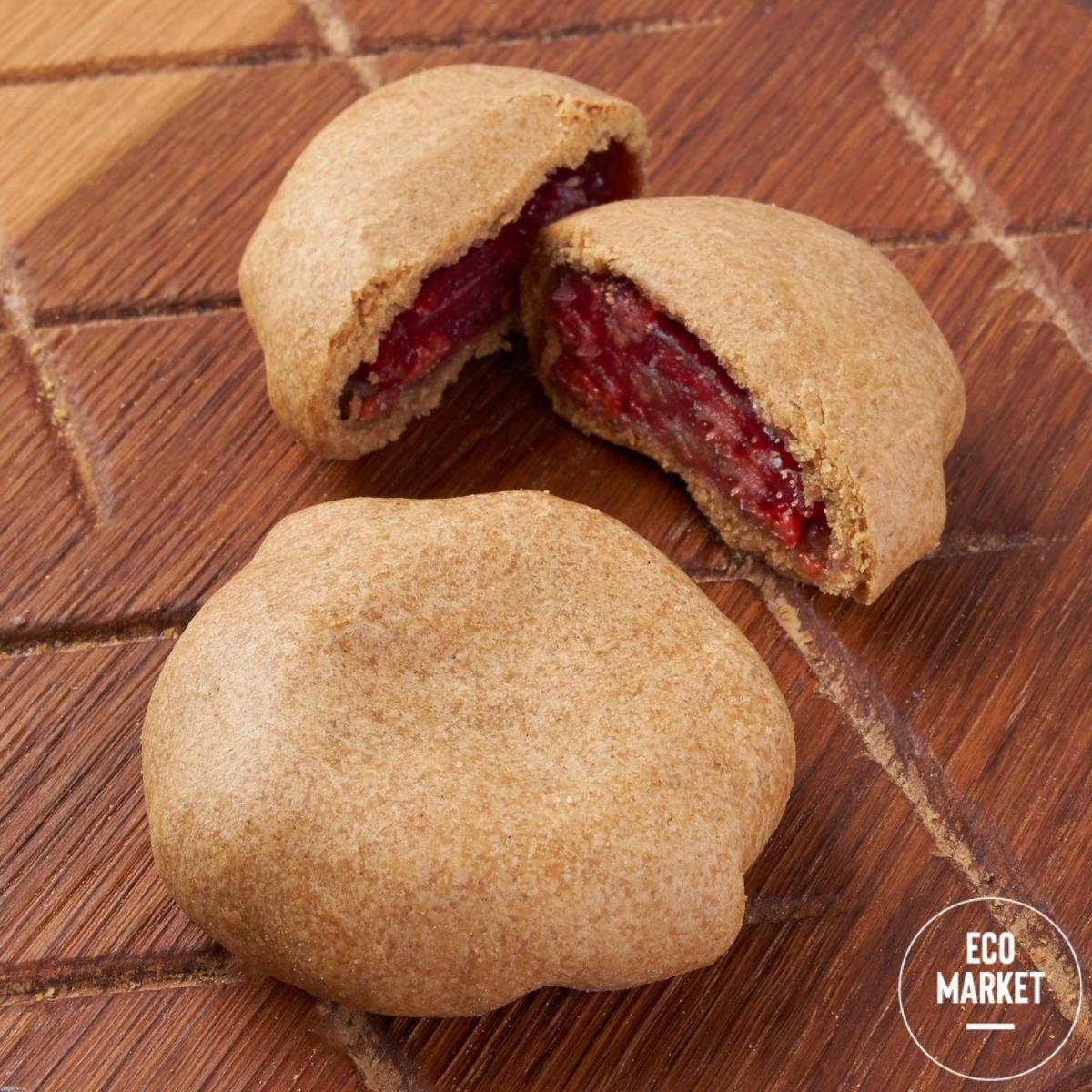 Пирожок ржаной с вишней 2 шт Ecomarket.ru - 140 г