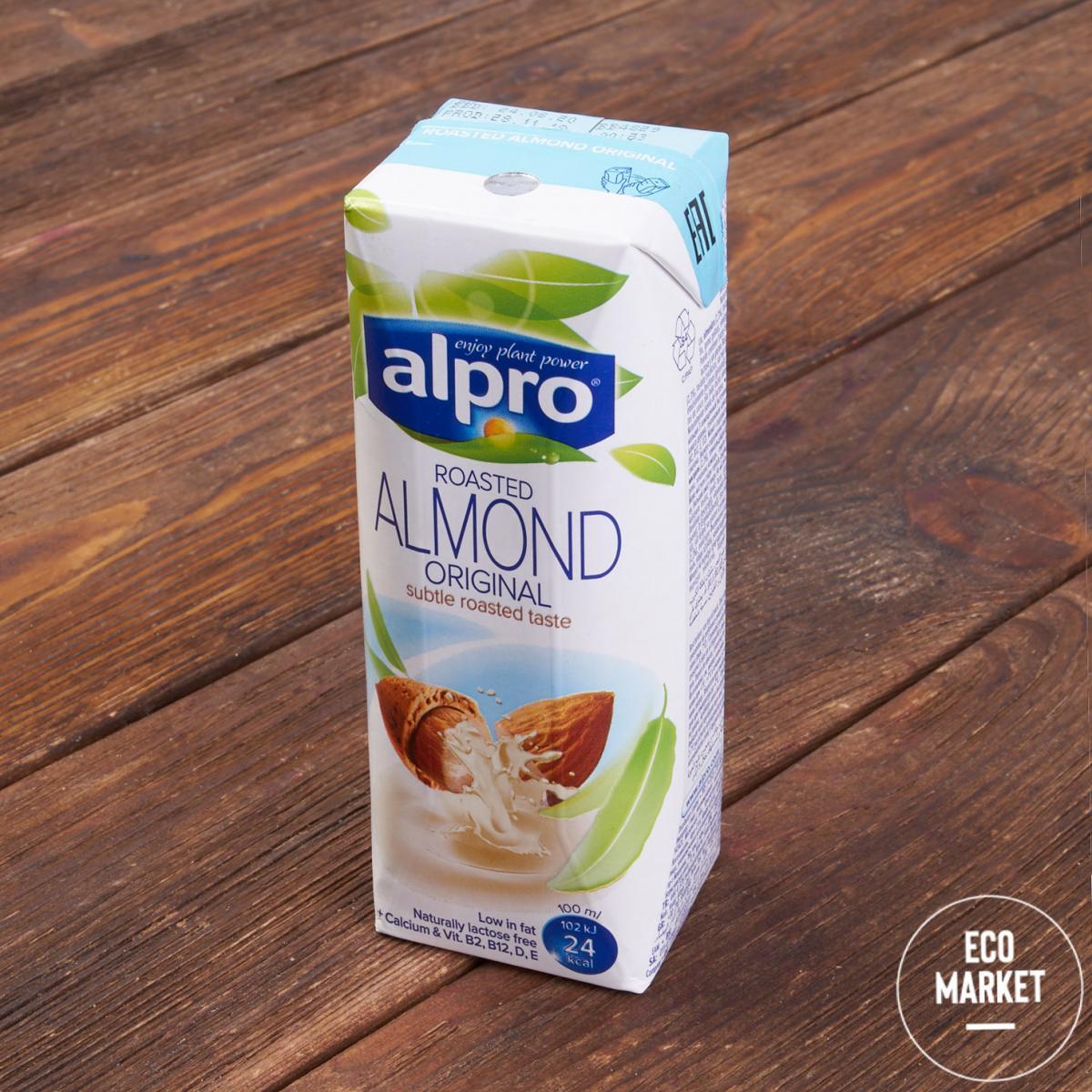 Напиток миндальный ALPRO с кальцием ~ 250 мл