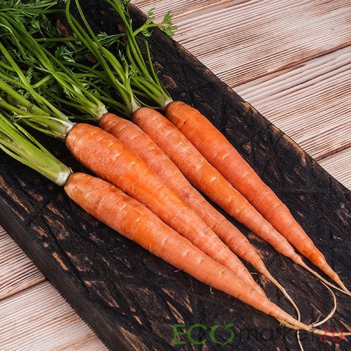 Морковь пучок Eco ~ 400 г (1 шт)
