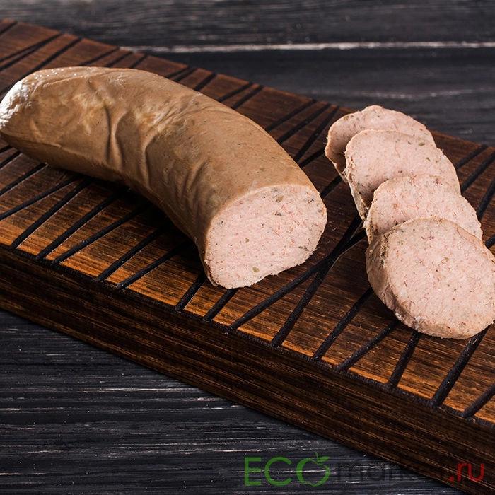 Колбаса из натуральных продуктов